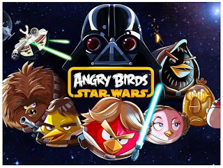 Review: Angry Bird Star Wars android games, Graphics And Sound, Game play And Characters