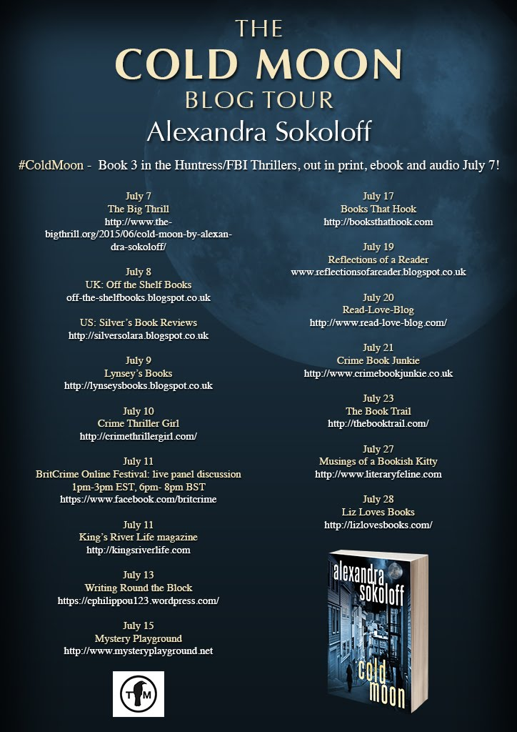 The Cold Moon blog tour!