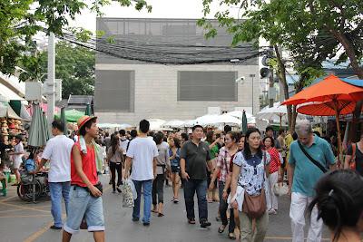 Mercado Jutujak Bangkok