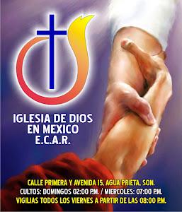 Iglesia de Dios en Mexico