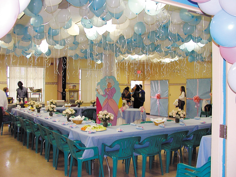 Vismaya kids birthday party themes for Adult birthday decoration