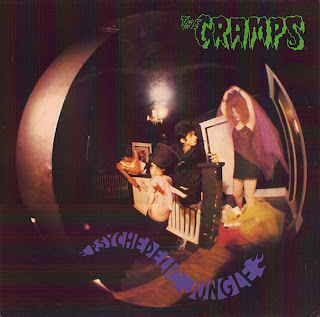 Psychedelic Jungle- The Cramps