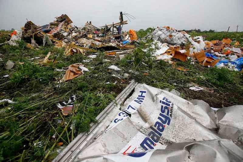 Suruhanjaya Negara Ukraine bagi siasatan MH17 tidak tahu lokasi kotak hitam