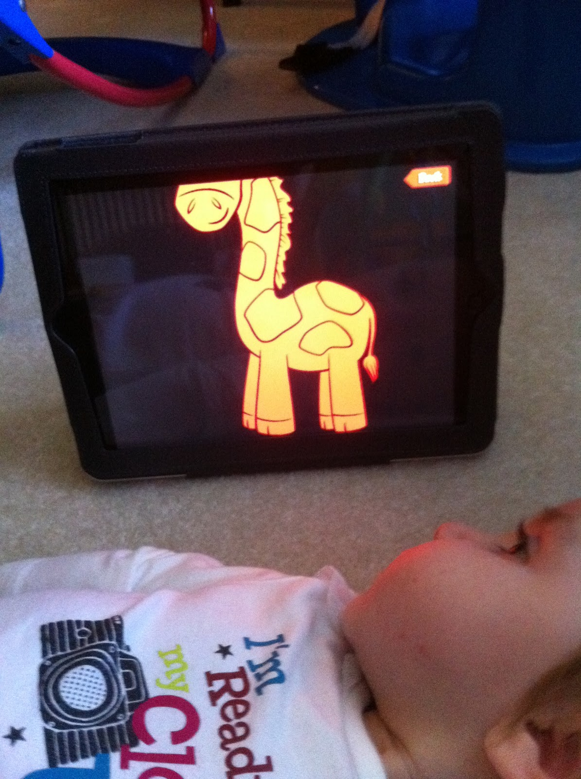 Toys For Cortical Visual Impairment : Babies with ipads my favorite apps for children cvi