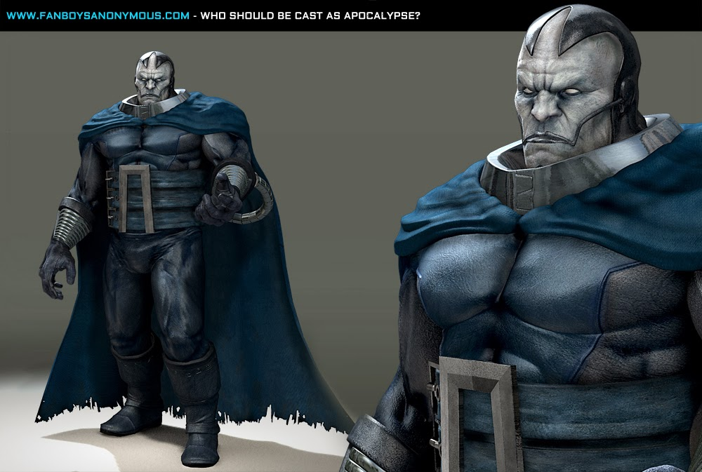 Who whould be Apocalypse in X-Men movie?