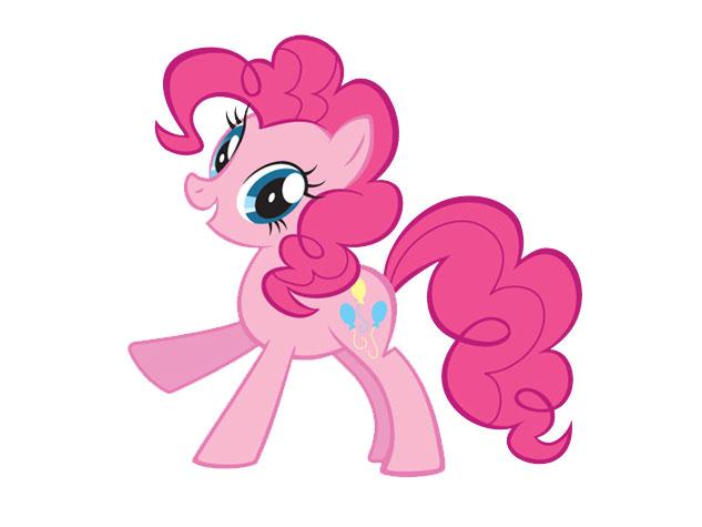 Dibujos animados de ponis - Imagui