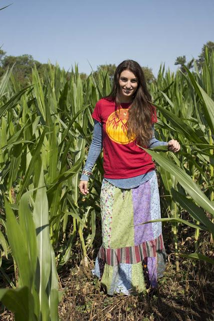 hippiestyle - Apple Orchard Photoshoot