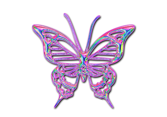 Butterfly Clipart ~ Jewels Art Creation