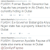 Fayose denies owning property in Dubai