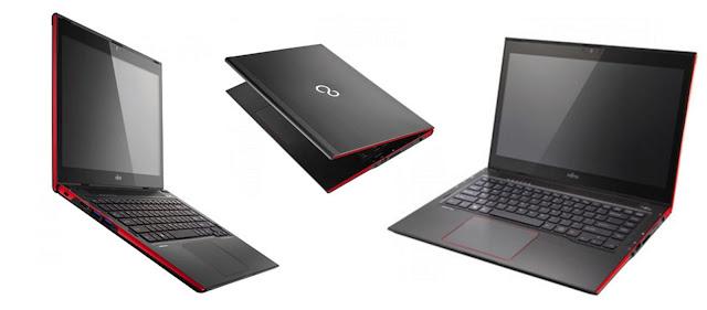 Laptop Ultrabook Fujitsu UH574 Slim