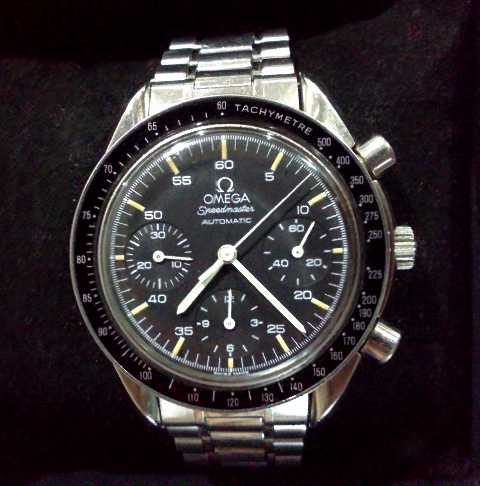 Koleksijampecks jam omega speedmaster automatic watch astronaut watch history of speedmaster for Astronaut watches