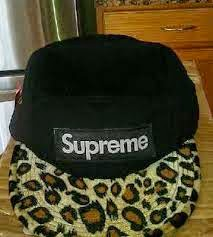 Street Knowledge   How to tell if your Supreme hat is FAKE! 34d1793e863