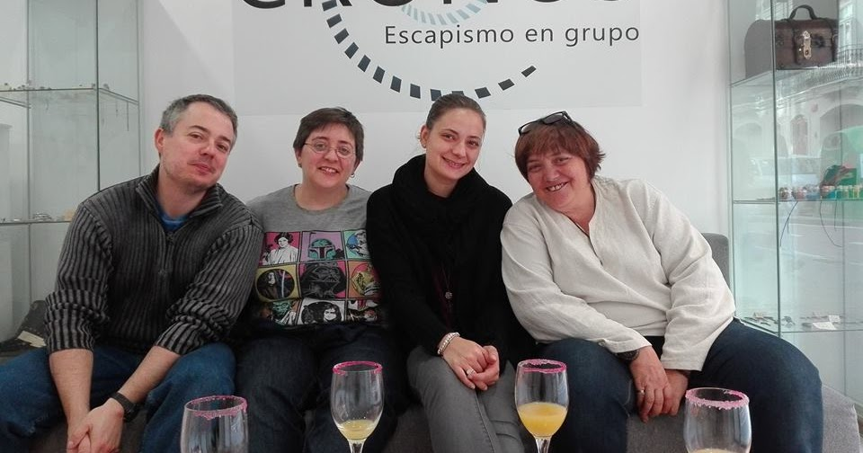 Cronos Escape Rooms Valencia