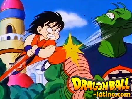 Dragon Ball capitulo 121