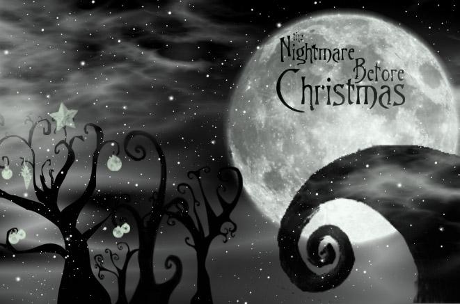 Christmas Gift Nightmare Before Christmas Wallpapers