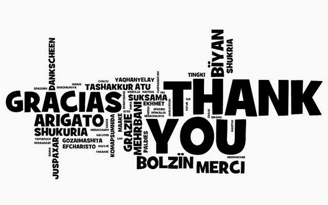 Gracias - Thanks :)