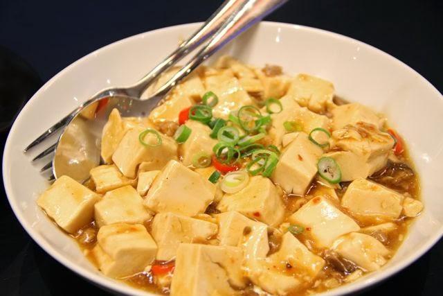 Tofu Picante. Blog Esteban Capedvila