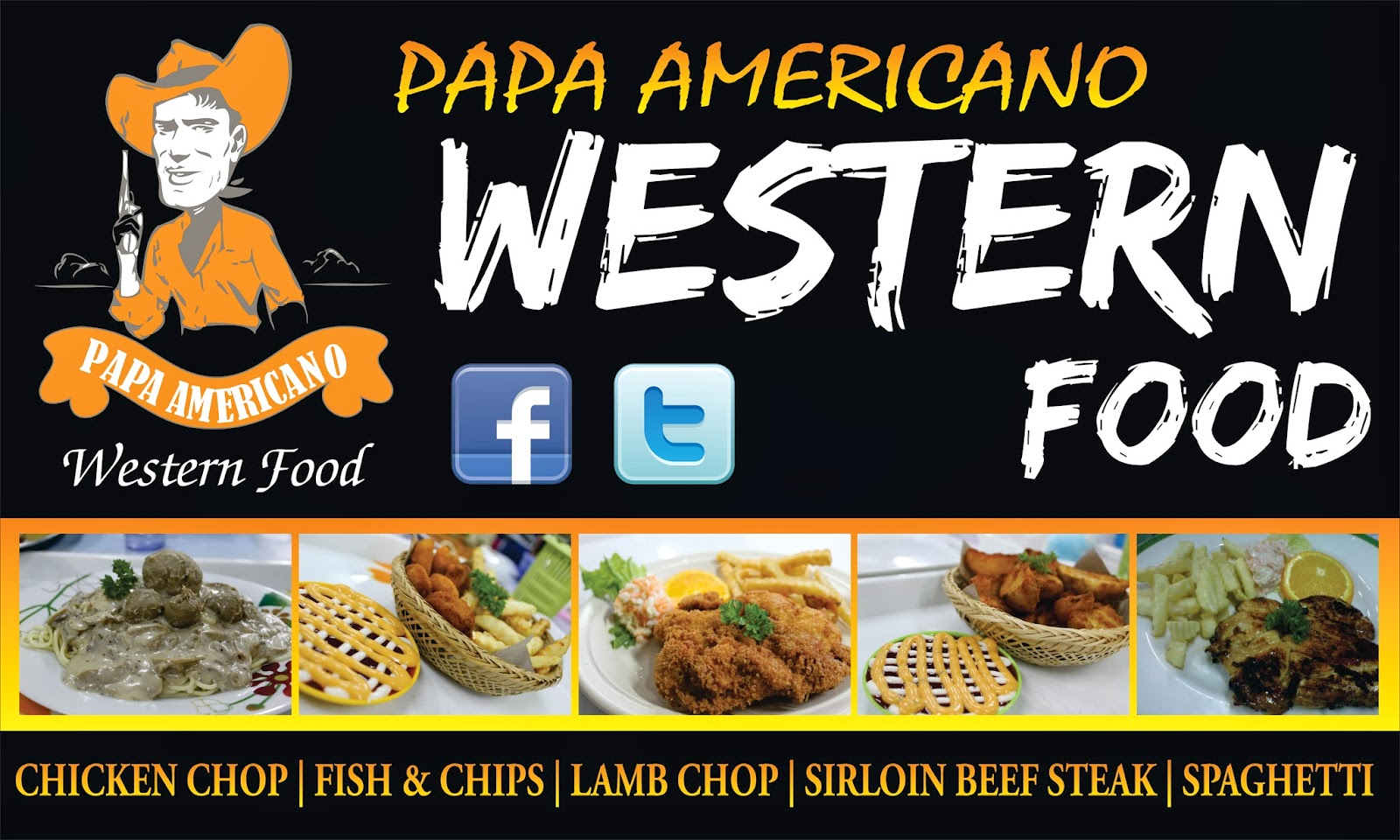Papa americano western food our food our food chicken chop forumfinder Images
