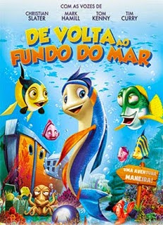 De Volta ao Fundo do Mar – Dublado (2012)