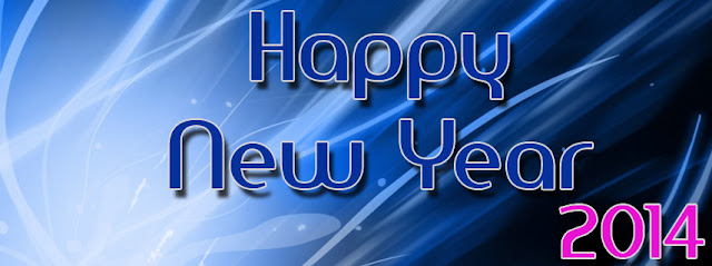 New Year 2014 Facebook covers