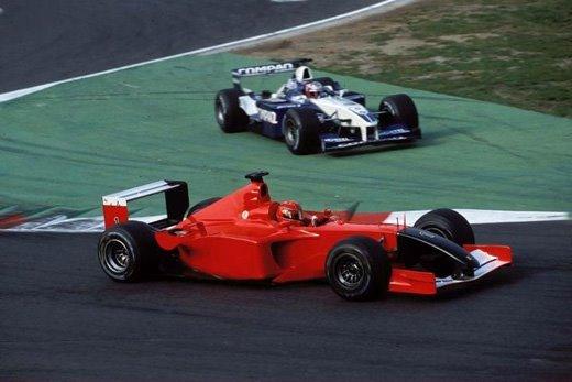 Risultato immagine per italian gp 2001 montoya