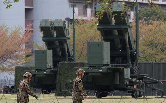 Sistem rudal Patriot Jepang