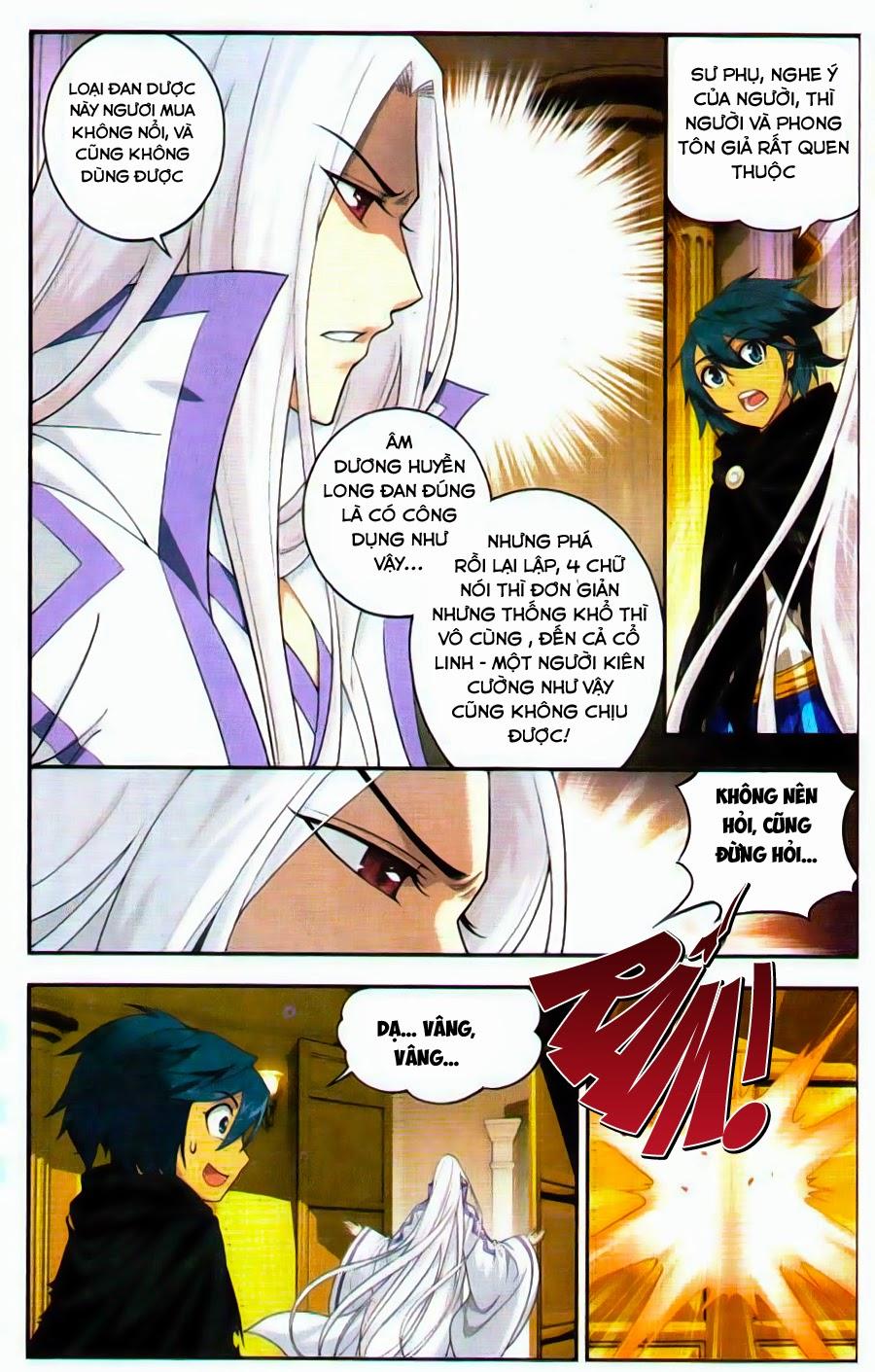 Đấu Phá Thương Khung chap 102 page 10 - IZTruyenTranh.com