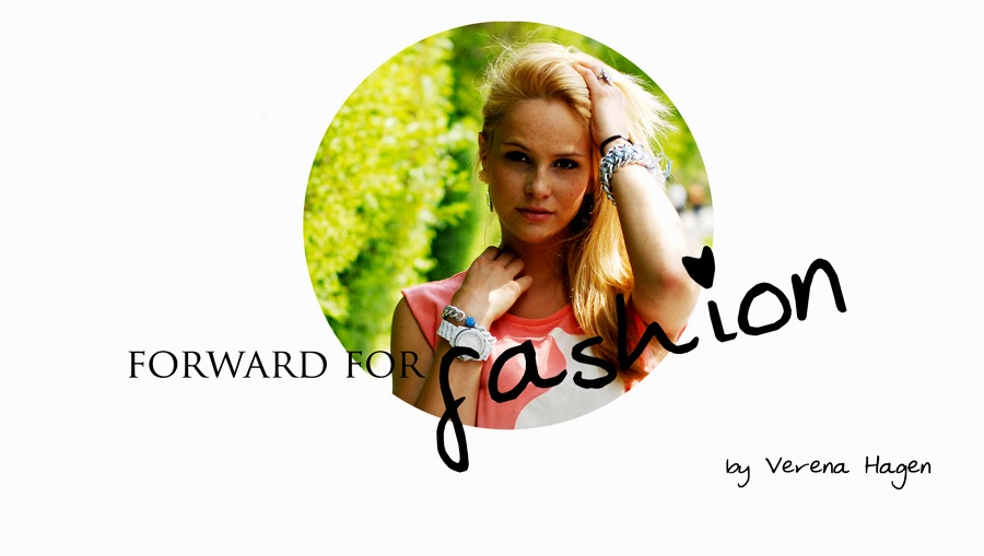 Forward for Fashion - Fashion and Lifestyle Blog from Munich