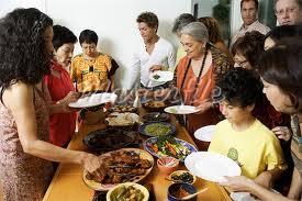 Our Hispanic Sunday Dinner