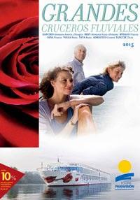 Panavisión Catálogos Cruceros Fluviales 2015