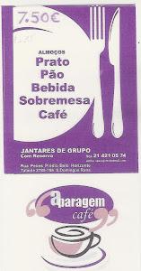 COMÉRCIO LOCAL  CAFÉ - A PARAGEM
