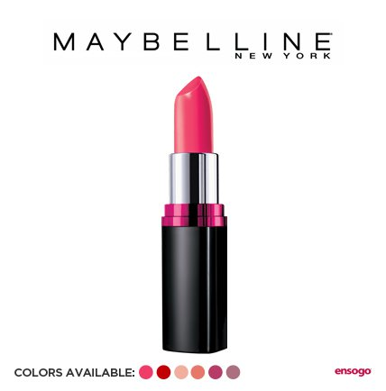 Maybelline lipstick, Maybelline color show lip, Maybelline color sensational, lipstick prices