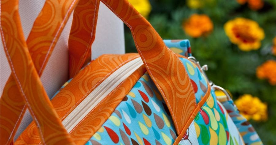 Очень летняя сумка / Very summer bag