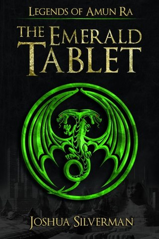REVIEW: The Emerald Tablet by Joshua Silverman