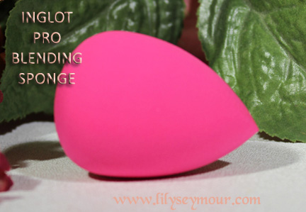 Beauty ~ Inglot Pro Blending Sponge