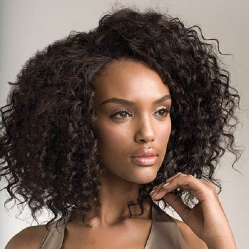 Natural Hairstyles for Black Women with Thick Hair