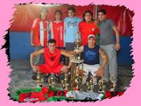 """Campeón Copa Interchannel 2007 Categoría """"A"""""""