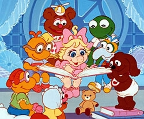 That Muppet Babies is greatest cartoon of all time (sorry, Rugrats)
