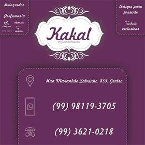 Kakal Perfumes e Presentes