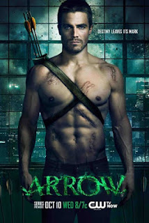 Arrow on CW Stephen Amell