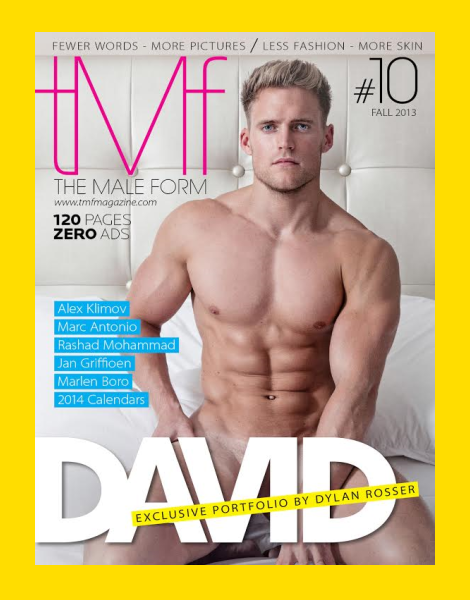 David by Dylan Rosser for tMf Magazine #10 Fall 2013