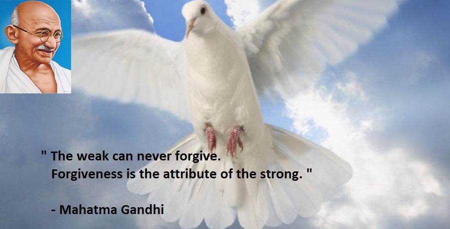 famous essays on forgiveness