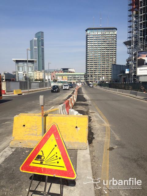 Lo sparti traffico cancellato urbanfile blog - Gb immobiliare milano ...
