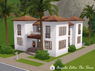 Tenere al caldo in casa costruzione casa the sims 3 for Sims 4 piani di casa