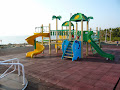 The playground on the beach - Chloraka, Paphos