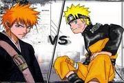لعبة قتال بليتش ضد ناروتو Bleach Vs Naruto 1.4