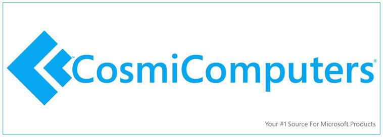 CosmiComputers - Microsoft Partner