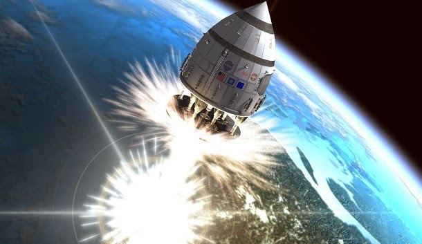 Projeto Orion: A nave secreta propulsionada por bombas atómicas