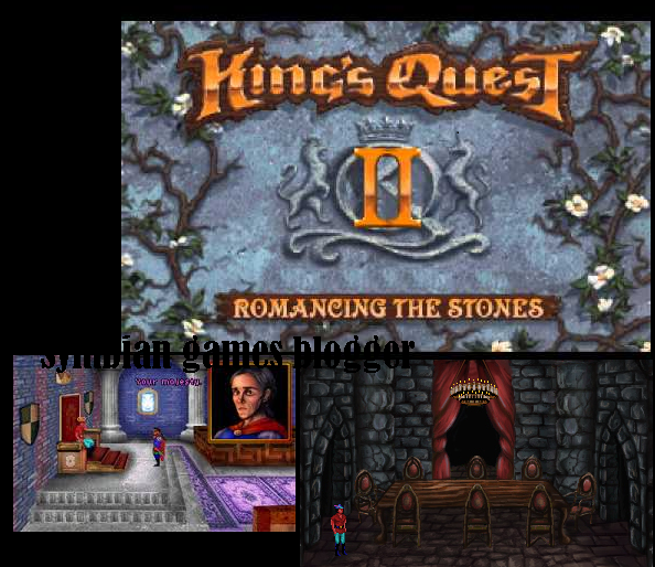 King Quest 2 Romancing The Stones, free sis, free sisx, downloads symbian, downloads sis platform, downloads sisx platform, free downloads, free, downloads, symbian, for, mobile, phone, sis, sisx, platform, free symbian, sis platform, sisx platform, for sybian, sis downloads, for games sis