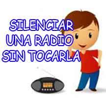 http://experimentocasero.blogspot.com/2014/08/silenciar-una-radio-sin-tocarla-para.html